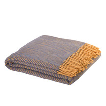 Weave Lerwick Wool Throw
