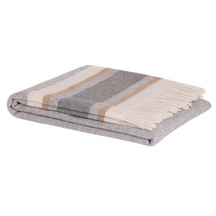 Weave Ohope Lambs Wool Throw