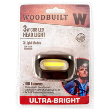 3W COB LED Head Lamp