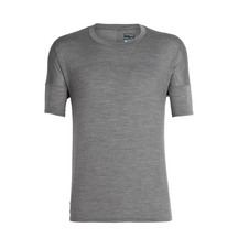 Icebreaker Men's Kinetica Cool-Lite ™  Short Sleeve Crewe...