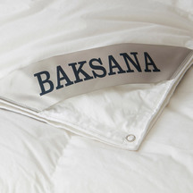 Baksana All Seasons Hungarian Goose Down and Feather Duvet