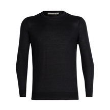 Icebreaker Men's Quailburn Crewe Sweater Black