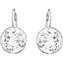 Swarovski Bella Pierced Earrings - Crystal