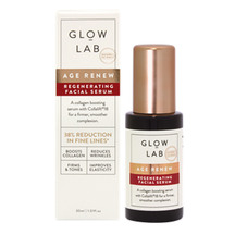 Glow Lab Age Renew Regenerating Facial Serum