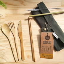 Honeywrap Everyday Eats Reusable Cutlery Set
