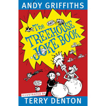 The Treehouse Joke Book - Andy Griffiths and Terry Denton