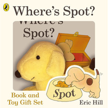 Spot Book & Toy - Eric Hill