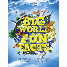 Big World of Fun Facts - H.W Poole