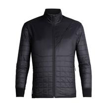 Icebreaker Men's Helix MerinoLOFT ™  Jacket -  Black/Jet ...