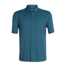 Icebreaker Men's Compass Cool-Lite ™ Short Sleeve Shirt T...