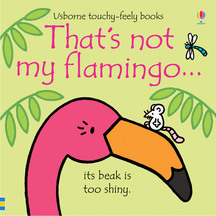 Thats Not My Flamingo - Fiona Watt