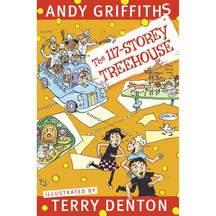 The 117 Storey Treehouse - Andy Griffiths and Terry Denton