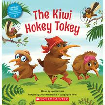 The Kiwi Hokey Tokey - Lynette Evans