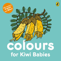 Colours for Kiwi Babies - Matthew & Fraser Williamson