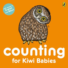 Counting for Kiwi Babies - Matthew & Fraser Williamson
