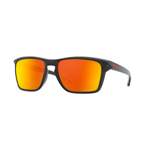 OAKLEY Sylas Black Ink with PRIZM Ruby Polarized