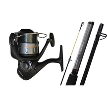 "Okuma Revenger 13' 6"" 3 piece Rod with Revenger 80 Reel"