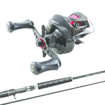 "Okuma Xfactor II 6' 3"" with Ceymar Reel"
