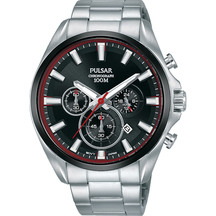 Pulsar Men's Chronograph Quartz Sports Watch
