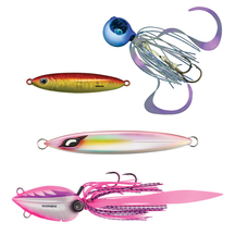Shimano Mixed Lure Pack - Sardine Waver 100g - Wonderfall...