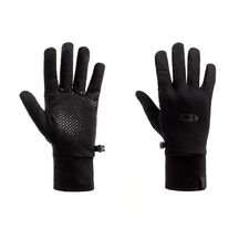 Icebreaker Adult Sierra Gloves Black