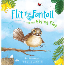 Flit Fantail #1: The Flying Flop - Kat Merewether