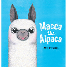Macca the Alpaca - Matt Cosgrove