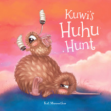 Kuwis Huhu Hunt - Kat Merewether