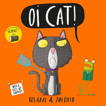Oi Cat - Kes Gray