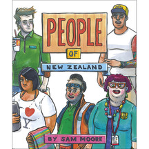 People of New Zealand - Sam Moore