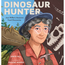 Dinosaur Hunter - David Hill