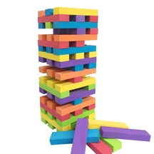 easy days Soft Garden Jenga EVA Rubber