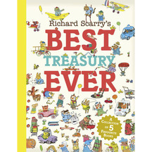 Best Treasury Ever - Richard Scarrys