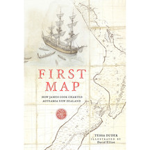 First Map - Tessa Duder and David Elliot