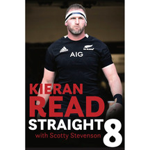 Kieran Read: Straight Eight - Scotty Stevenson