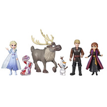Frozen 2 Sd 5 Character Multipack
