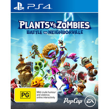 Plants vs Zombies: Battle for Neighborville - PS4