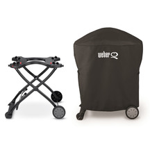 Weber Q Portable Cart & Cover