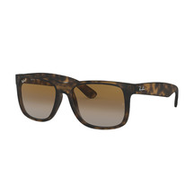 Ray-Ban Justin Sunglasses - Polarised Brown Gradient