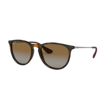 Ray-Ban Erika Sunglasses - Polarised Brown Gradient