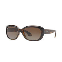 Ray-Ban Jackie Ohh Sunglasses - Polarised Brown Gradient