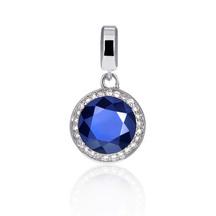 Kagi Sapphire Orbit Pendant