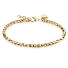 Kagi 14k Gold Helix Petite Bracelet