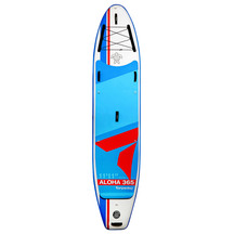 Torpedo7 Inflatable Stand Up Paddleboard Aloha III 365 Pa...
