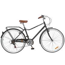 """Torpedo7 Men's Retro Aluminium 18"""" Bike"""