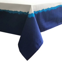 Seneca Settle Blue Tablecloth