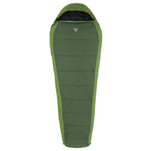 Torpedo7 Tasman Sleeping Bag - Green/Lime