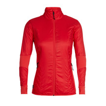 Icebreaker Women's Helix MerinoLOFT ™  Jacket Ember/Jet H...