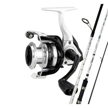 Okuma Aria 7' 2 piece Rod with Aria 30 Reel