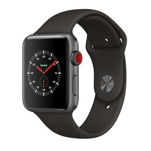 Apple Watch Series 3 GPS + Cellular - 42mm Space Grey Alu...